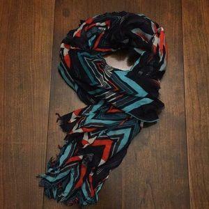 Banana Republic chevron scarf